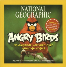National Geographic - Angry birds opvliegende verhalen over venijnige vogels , National Geographic  Serie: National Geographic