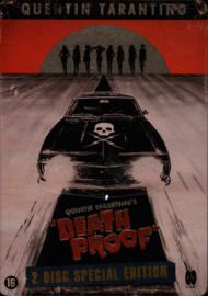 Quentin Tarantino's 'Death Proof' 2 disc special edition - steelbox - Nederlandse ondertitels