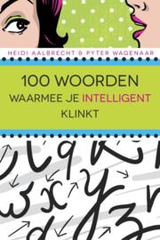 100 woorden waarmee je intelligent klinkt , Heidi Aalbrecht