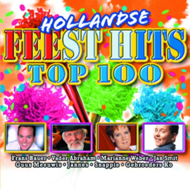 Hollandse Feest Hits Top 100 ,  Various