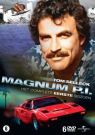 Magnum P.I. - Seizoen 1 , Tom Selleck