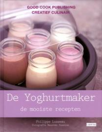 De Yoghurtmaker de mooiste recepten, Philippe Lusseau