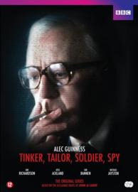 Tinker Tailor Soldier Spy , Alec Guinness