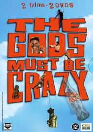 Gods Must Be Crazy 1 & 2
