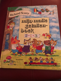 Mijn malle getallenboek,  Richard Scarry
