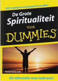 De Grote Spiritualiteit Voor Dummies , Pamela Smits  Serie: Voor Dummies