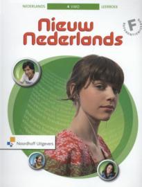 Nieuw Nederlands / vwo 4 / deel leerboek , Noordhoff Uitgevers B.V.