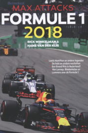 MAX Attacks Formule 1 - 2018 , Rick Winkelman