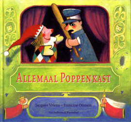 Allemaal poppenkast , Jacques Vriens