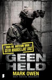 Geen held No Hero Auteur: Mark Owen