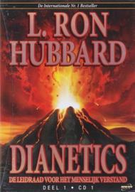 Dianetics de Leidraad voor het Menselijk Verstand luisterboek - 4 delen Auteur: L. Ron Hubbard