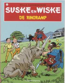Suske En Wiske 221 De Rinoramp Suske & Wiske ,  Willy Vandersteen Serie: Suske en Wiske