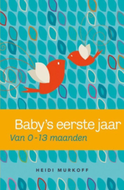 Baby's eerste jaar wat kun je verwachten? , Heidi Murkoff
