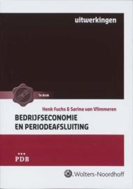 Bedrijfseconomie en periodeafsluiting / Uitwerkingen ,  Henk Fuchs