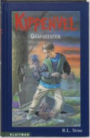 Kippenvel Grafgeesten , R.L. Stine
