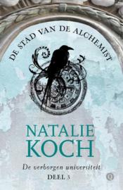 De verborgen universiteit 3 - De stad van de alchemist de stad van de alchemist , Natalie Koch