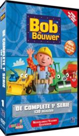 Bob De Bouwer - De Complete 1e Serie, DVD 130 min.