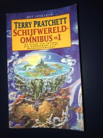 Schijfwereld-omnibus - 1 bevat: De kleur van toverij ; Dat wonderbare licht ; Meidezeggenschap , Terry Pratchett