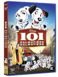 101 Dalmatiërs Het verhaal over de bekendste 101 honden van Dalmatiërs Stemmen orig. versie: J. Pat O'Malley Serie: Walt Disney Classics Collection