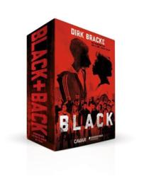 Black Filmeditie sleeve met black / back , Dirk Bracke