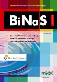 Binas 6e havo/vwo informatieboek ,  Verkerk
