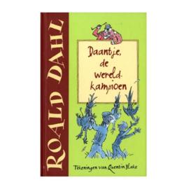 Daantje, de wereldkampioen , Roald Dahl