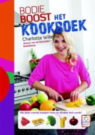 BodieBoost het dieet waarbij snoepen moet en afvallen leuk wordt! , Charlotte Willems  Serie: Bodieboost