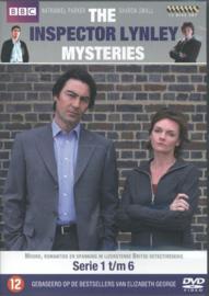 Inspector Lynley Mysteries Serie 1 tm 6 , Lesley Vickerage
