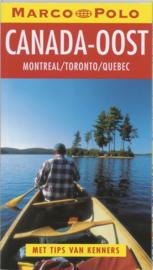 Marco Polo Reisgids Canada-Oost Montreal/Toronto/Quebec ,  Karl Teuschl