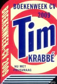 Boekenweek-cv 2009 Tim Krabbé