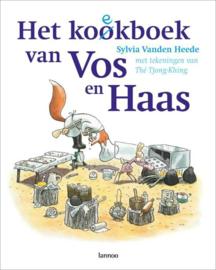 Het kookboek van Vos en Haas , Sylvia Vanden Heede
