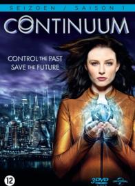 Continuum - Seizoen 1 , Rachel Nichols Serie: Continuum