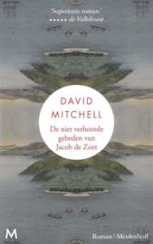 De niet verhoorde gebeden van Jacob de Zoet roman , David Mitchell