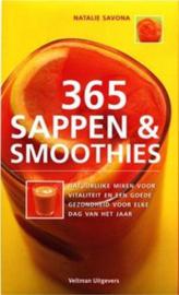 365 sappen & smoothies natuurlijke mixen voor vitaliteit en een goede gezondheid voor elke dag van het jaar , N. Savona