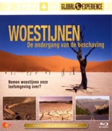 Woestijnen - De Ondergang Van De Beschaving (Blu-ray is niet afspeelbaar in normale DVD-spelers!)