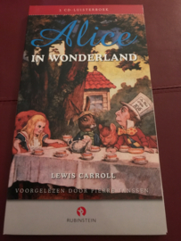 Alice in Wonderland, 4 cd,  Lewis Carroll