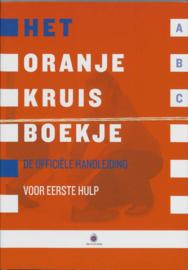 Oranje Kruis / Cursistenpakket officiële handleiding, werkboek