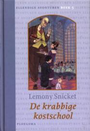 Ellendige Avonturen Boek 5 Krabbige Kost , Lemony Snicket
