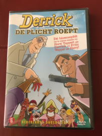 Derrick - De Plicht Roept Stemmen orig. , Gustav-Peter Wöhler