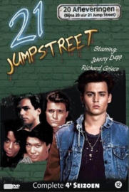 21 Jump Street - Seizoen 4 (6DVD) Aflevering 1 t/m 26 , Steven Williams