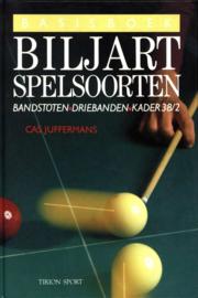 Basisboek biljart spelsoorten , Cas Juffermans  Serie: Basisboeken
