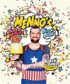 Menno's superheroes kookboek koken en bakken voor helden in de keuken ,  Menno de Koning