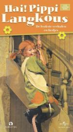 Hai Pippi Langkous - verhalen en liedjes 2 CD'S luisterboek