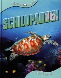 Dieren leven - Schildpadden , Sally Morgan Serie: Dierenfamilies