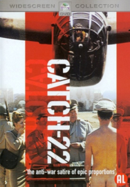 CATCH 22 'The Anti-War Satire Of Epic Proportions' , Jack Gilford