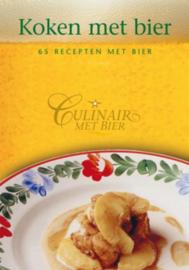 Koken Met Bier / Druk Heruitgave culinair met bier , M. van Huijstee
