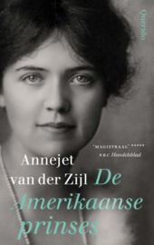 De Amerikaanse prinses Genomineerde NS Publieksprijs 2016 , Annejet van der Zijl