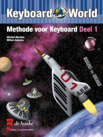 Keyboard World - Deel 1 - Boek met Cd , M. Merkies