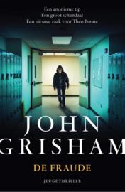 Kid Lawyer 6 - De fraude een zaak voor Theo Boone Auteur: John Grisham  Serie: Theo Boone
