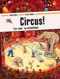 Circus! een zoek- en ontdekboek , Doro Göbel